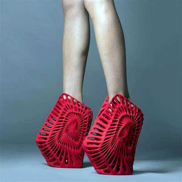 Ridiculously Weird Women S Shoes Klyker Com