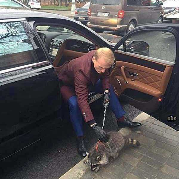 Filthy Rich Russian Youth on Instagram Surprised  KLYKERCOM