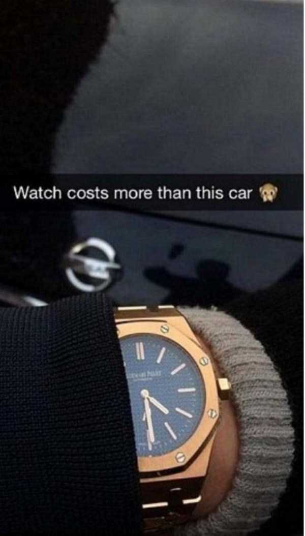 Rich Kids On Snapchat You Absolutely Cant Stand  KLYKERCOM