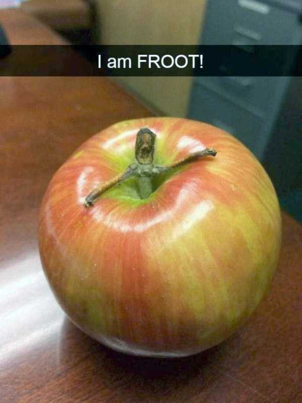 Funny Fruits and Vegetables Shaped by Mother Nature