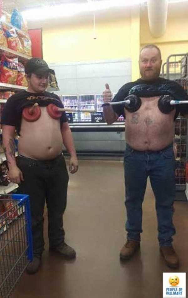 Creepy People Of Walmart - Resume Examples | Resume Template