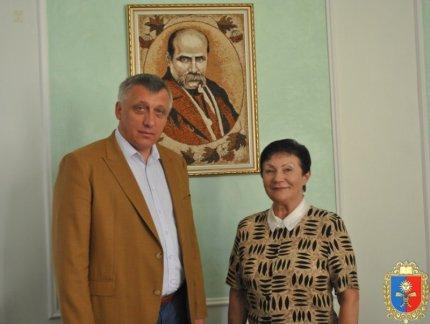 Михайло Загородний провів робочу зустріч