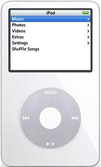 iPod numba 2