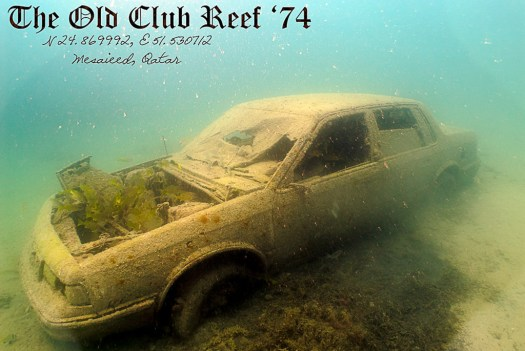 Old Club Reef