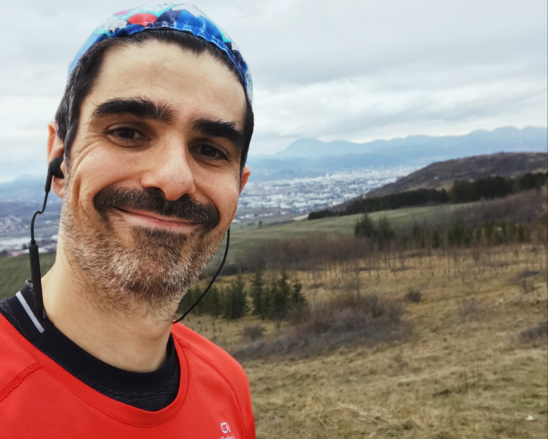 bertrandsoulier km42 running - KM 42 Podcast running par Bertrand Soulier
