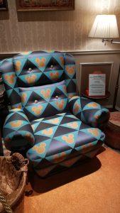 ミッキーのソファー