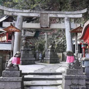 比叡山 無動寺 弁天堂