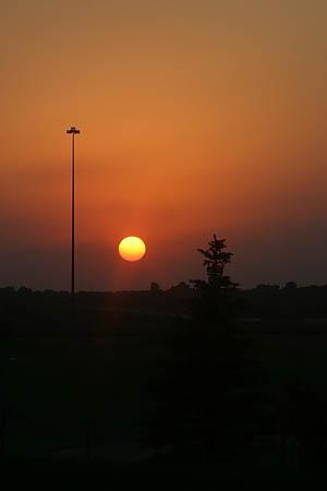 sioux falls sunset