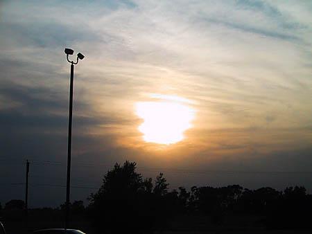 north platte sunset