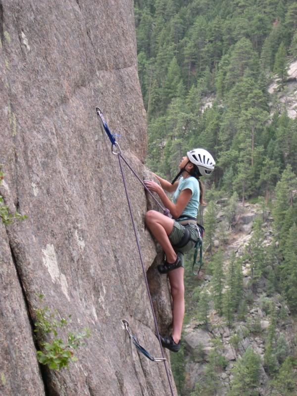 Rock Climbing - Kent Mountain Adventure Center