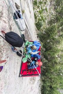 Cliff Camping - Kent Mountain Adventure Center