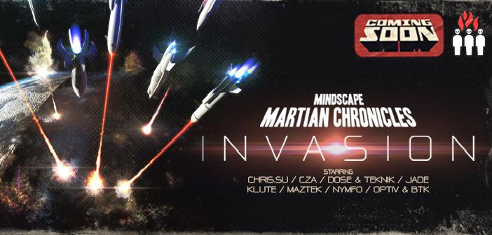 Mindscape Martian Chronicles Invasion