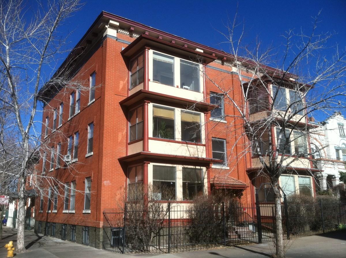 Denver Apartment Building SOLD
