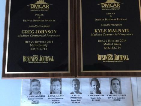 DBJ Heavy Hitters 2014 (Malnati/Johnson)