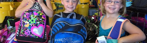 Malnati Kids - A Precious Child (fill-a-backpack)