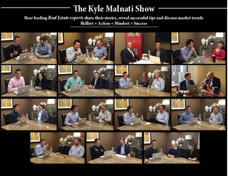 Real Estate Gurus Interviewed by Kyle Malnati