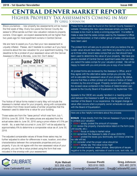 Q1 2019 Newsletter _Page_1