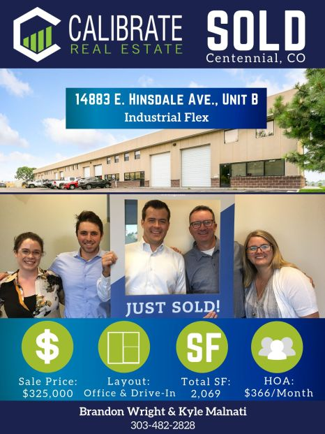 SOLD 14883 E. Hinsdale Ave
