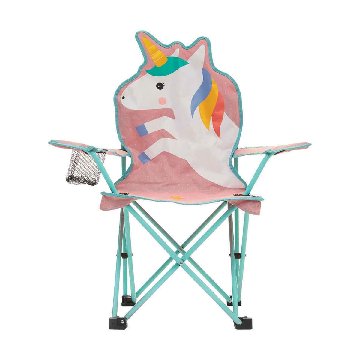 Target Childrens Chair Kids Camp Chair Unicorn Kmart