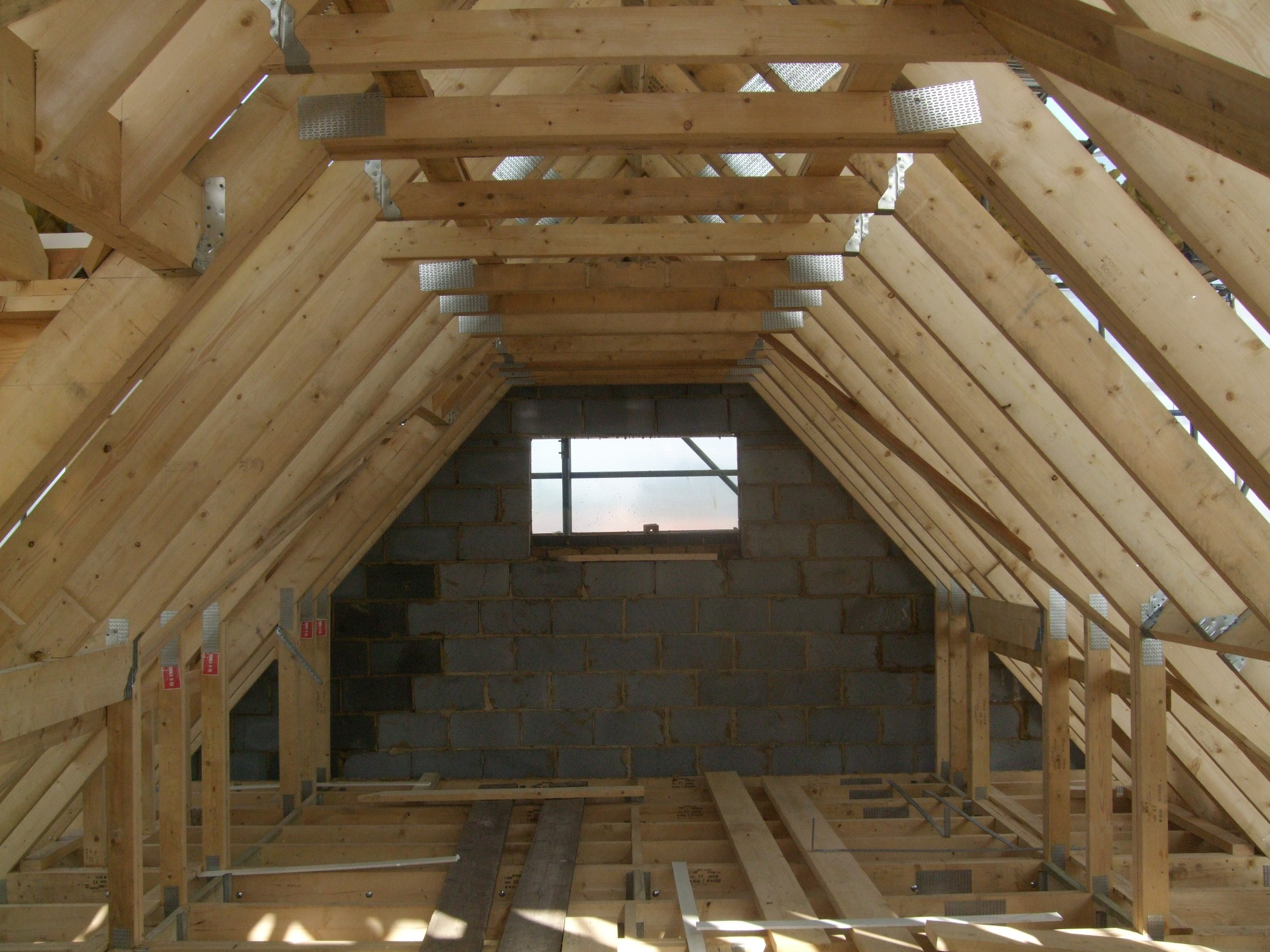 Building & Structural Design For A Loft Conversion In St