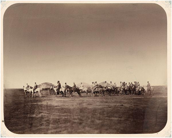 Кыргыз көчү. Александр Кун, 1840-ж
