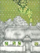 Irish Cottage, Spring