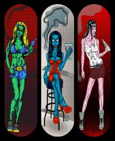 Ghoul's Night Out Skateboards