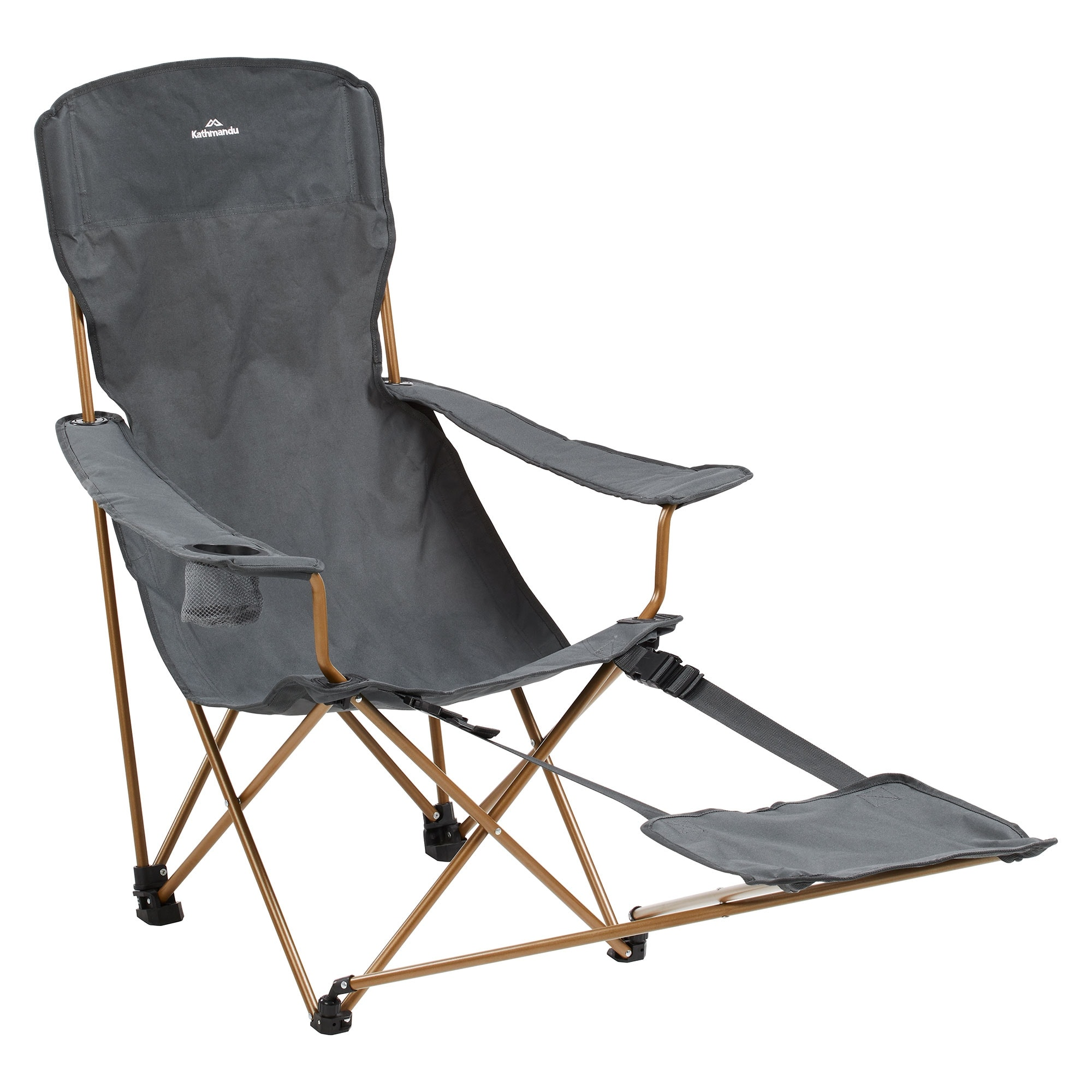 Heavy Duty Outdoor Chairs Camping Furniture Folding Camp Chair Camping Footrest Heavy Duty