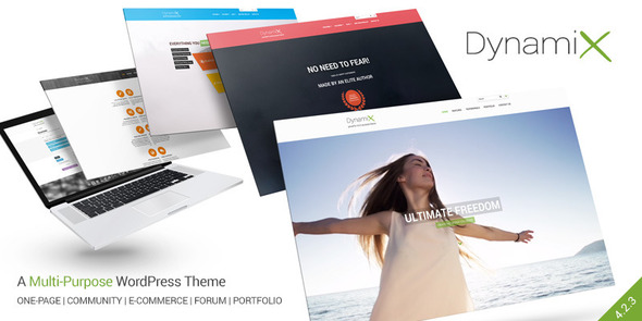 Tema WordPress Dynamix