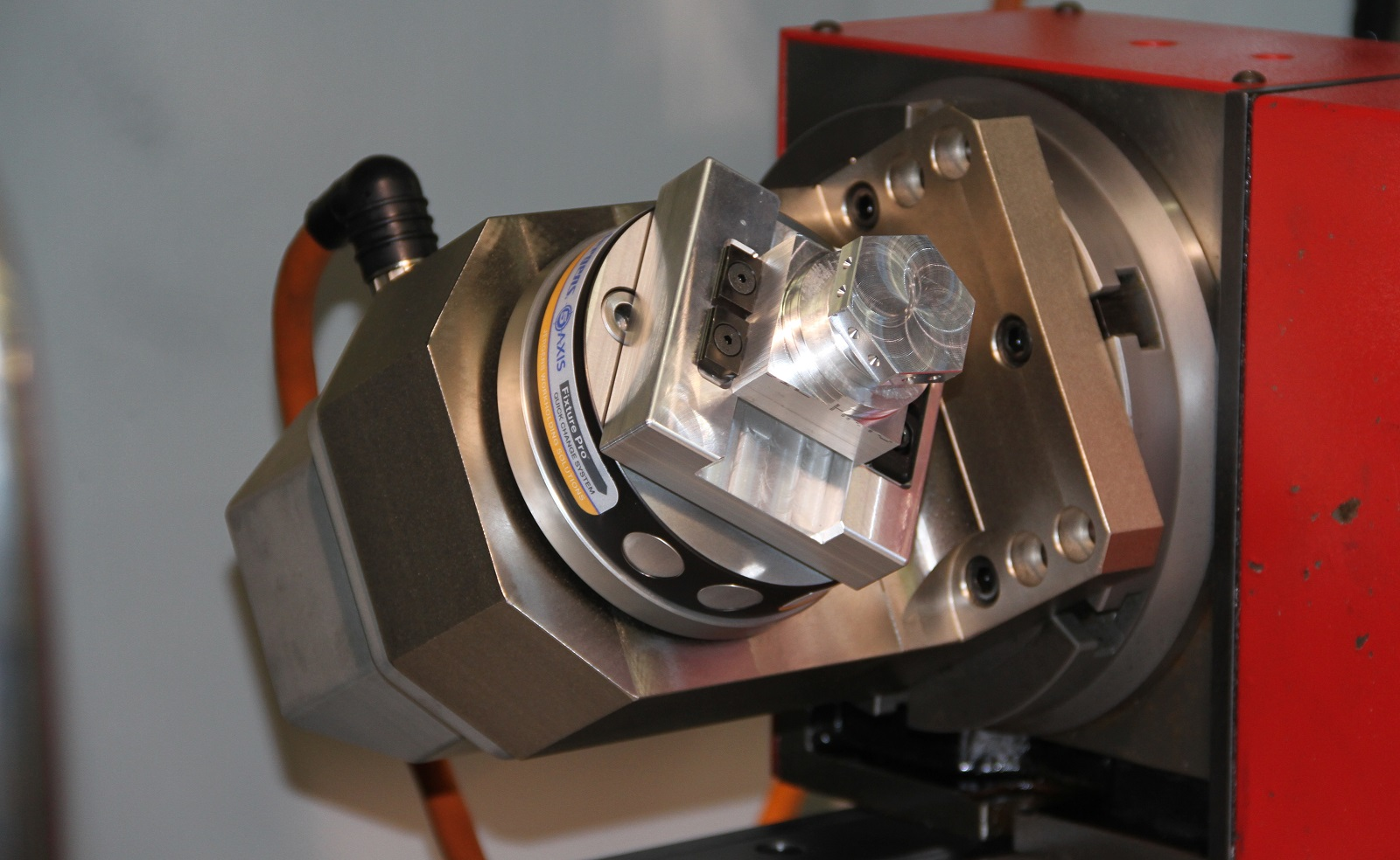 hight resolution of 4 or 5 axis rotary indexer