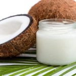 Coconut fat, oil, and CVD