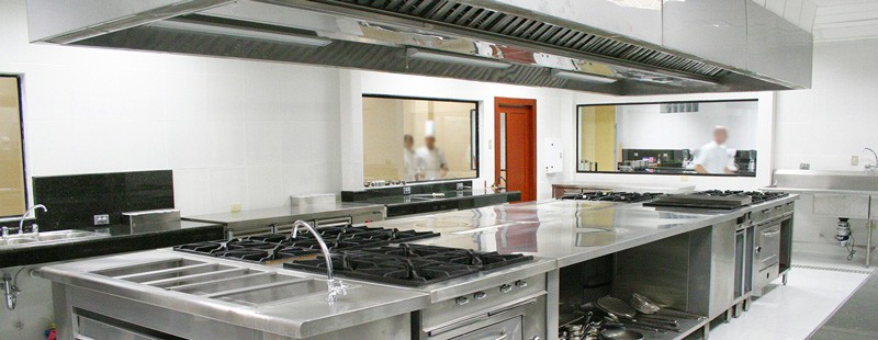 Commercial Kitchen Equipment Cleaning  KM Facility
