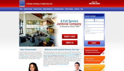 United Contract Services | San Jose CA