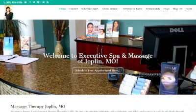 Executive Spa & Massage | Joplin MO