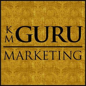 KM Guru Marketing Logo