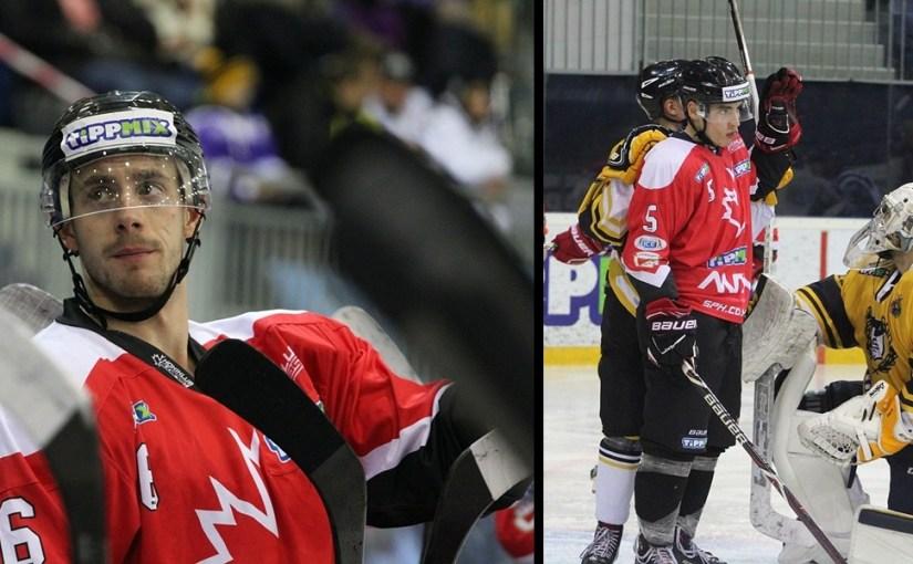 Lévai Máté és Lakatos Levente is hosszabbított a Hokiklub Budapestnél!