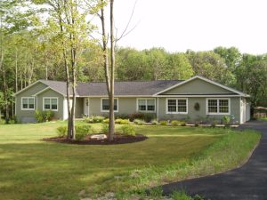 Traditional Ranch Modular Home from Kintner