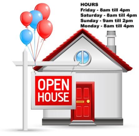 Kintner Homes Open House