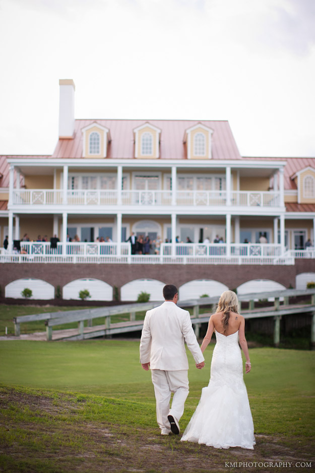 Brick Landing Plantation Wedding  Jessie  Michael  Ocean Isle NC Wedding Photographer