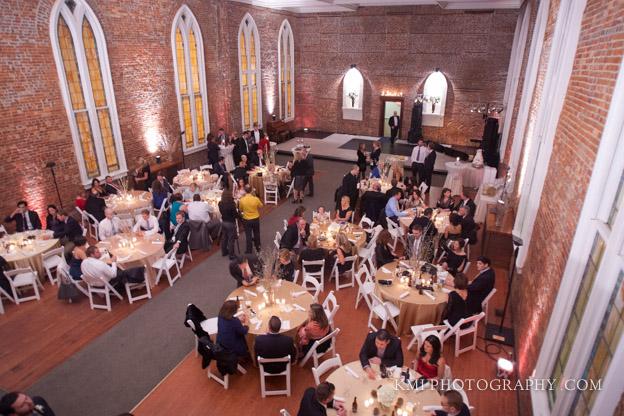 St Thomas Preservation Hall Wilmington NC Wedding