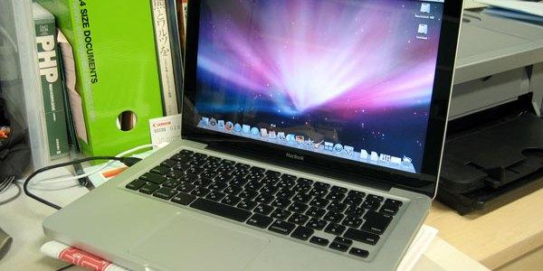 新MacBook買いました!