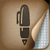 手書きメモアプリ EVERNOTEと連携可能