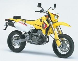 DR-Z400SM試乗