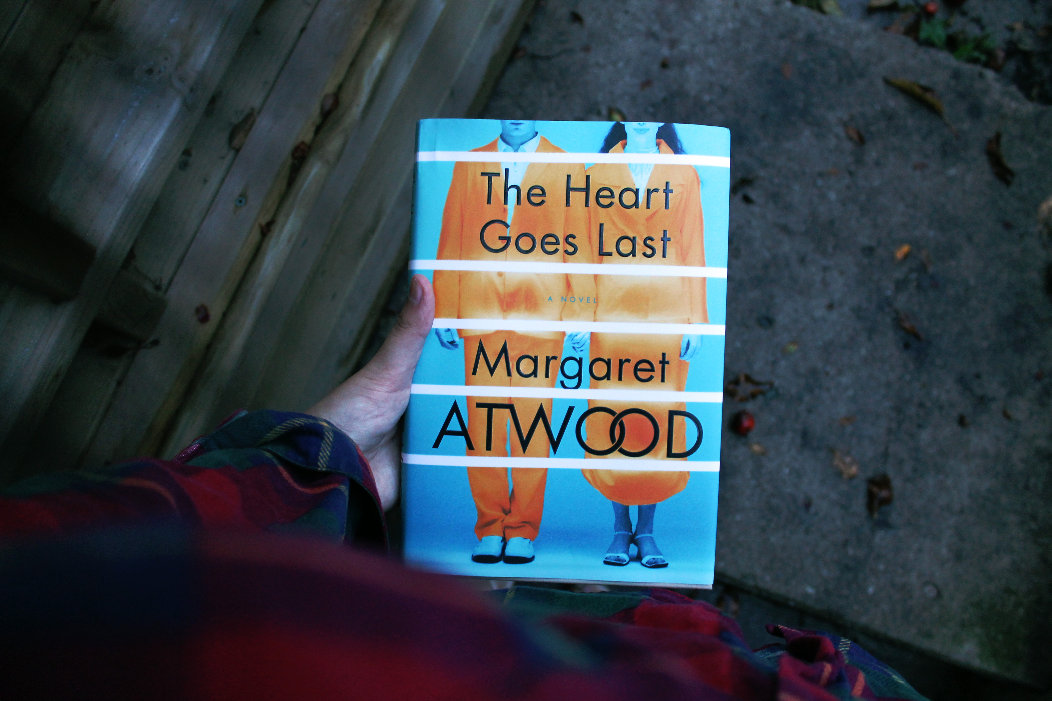 Book Review The Heart Goes Last By Margaret Atwood – One More Page