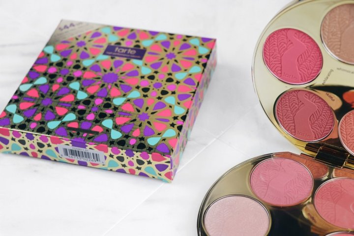 Limited-Edition Blush Bazaar Amazonian Clay Blush Palette