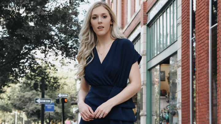 The Little Navy Dress, Will it Replace the LBD?