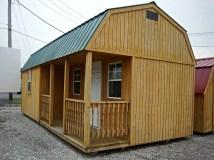 Tiny Barn House Plans with Loft
