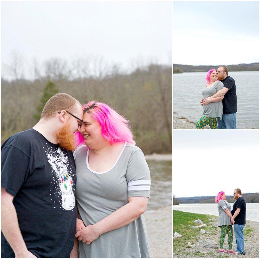 Berks County Wedding Photographe Blue Marsh Lake Engagement Photos   K. Moss Photography