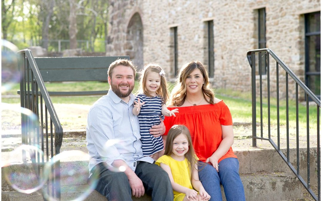 Lockridge Furnace Family Session | Anderson Family