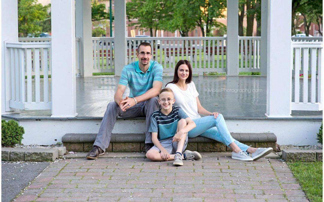 Allentown Family Portrait Session | Salvaggio Family